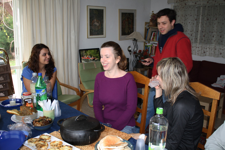 Group gathering