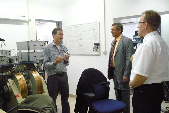 Picture of Dr. Bernd Gewiese of Bruker BioSpin GmbH