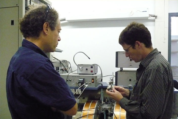 Picture of Prof. Lucio Frydman from Weizmann Institute of Science, Israel