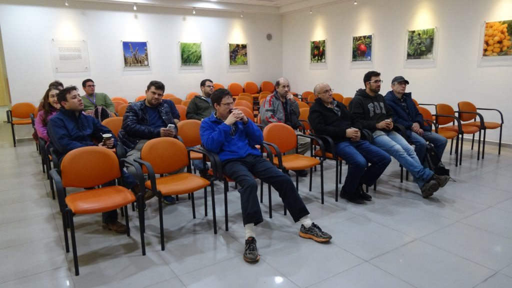 "A lecture about collective protection systems in ""BETH EL ZIKHRON YAAQOV INDUSTRIES""."